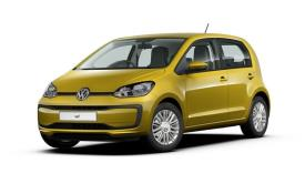 Volkswagen up! Hatchback Hatch 3Dr 1.0  65PS up! 3Dr Manual [Start Stop]