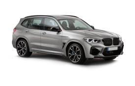 BMW X3 SUV xDrive20 SUV 2.0 i 184PS M Sport 5Dr Auto [Start Stop] [Plus]