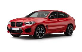 BMW X4 SUV xDrive20 SUV 2.0 d MHT 190PS M Sport X 5Dr Auto [Start Stop] [Tech]