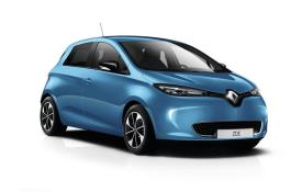 Renault Zoe Hatchback Hatch 5Dr E R110 52kWh 80KW 107PS i Iconic 5Dr Auto